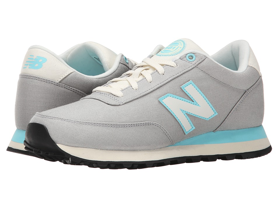 New Balance - WL501 (Silver) Women's Running Shoes