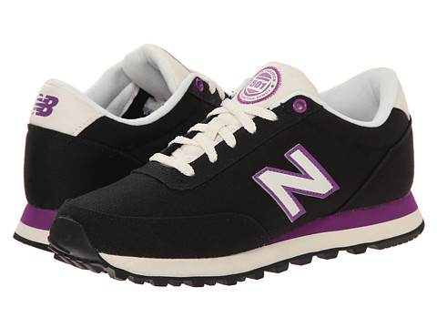 New Balance - WL501 (Black) Women's Running Shoes