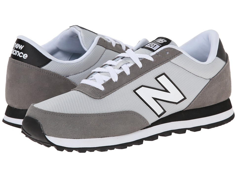 New Balance - ML501 (Silver/Grey) Men's Shoes