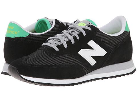 New Balance Classics - CW620 (Black/White/Suede/Textile) Women's Classic Shoes