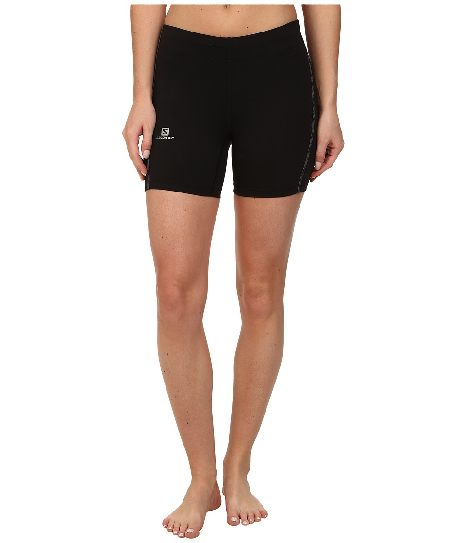 Salomon - Agile Short Tight (Black) Women's Shorts