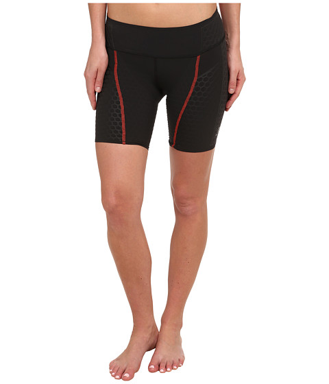 Salomon - S-Lab Exo Short Tight (Black) Women's Shorts