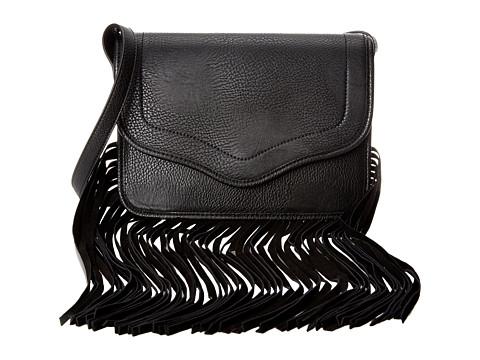 BCBGeneration - The Lana Shoulder Bag (Black) Shoulder Handbags