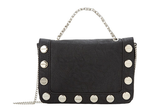 BCBGeneration - The La Vie Boheme Shoulder Bag (Black) Shoulder Handbags