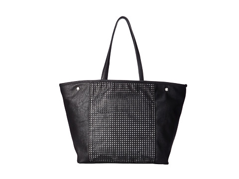 BCBGeneration - The Mini Curator Tote (Black Combo) Tote Handbags
