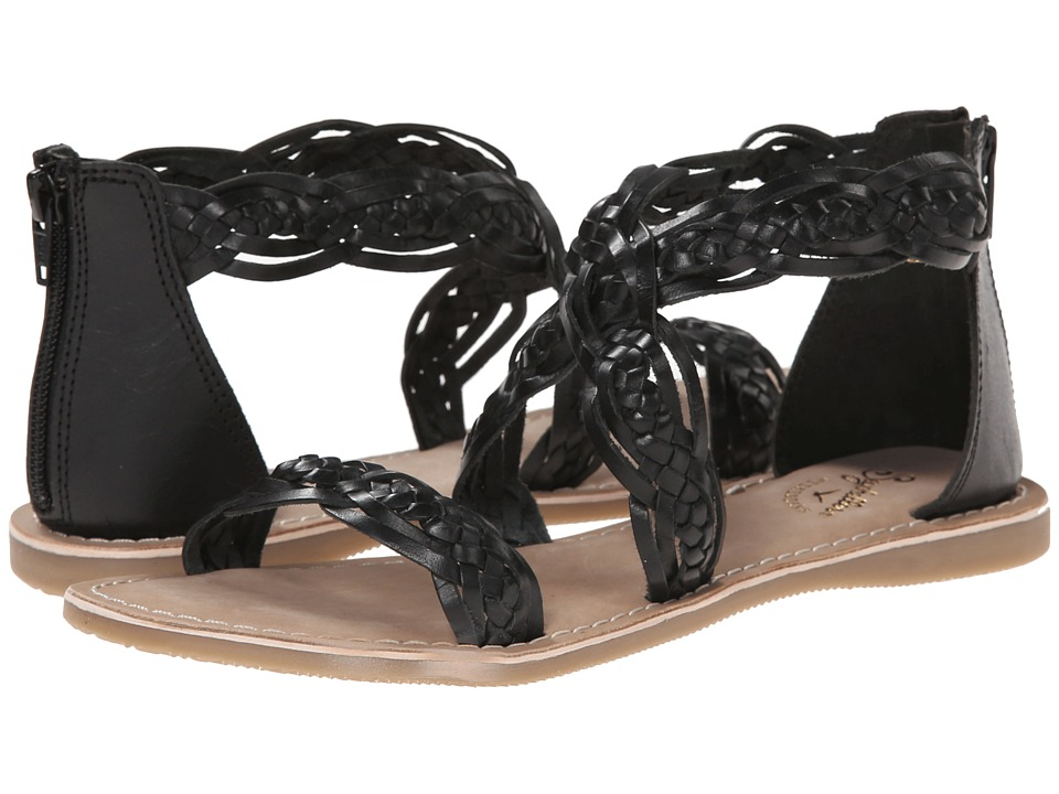 Seychelles - Scorpio (Black) Women's Sandals