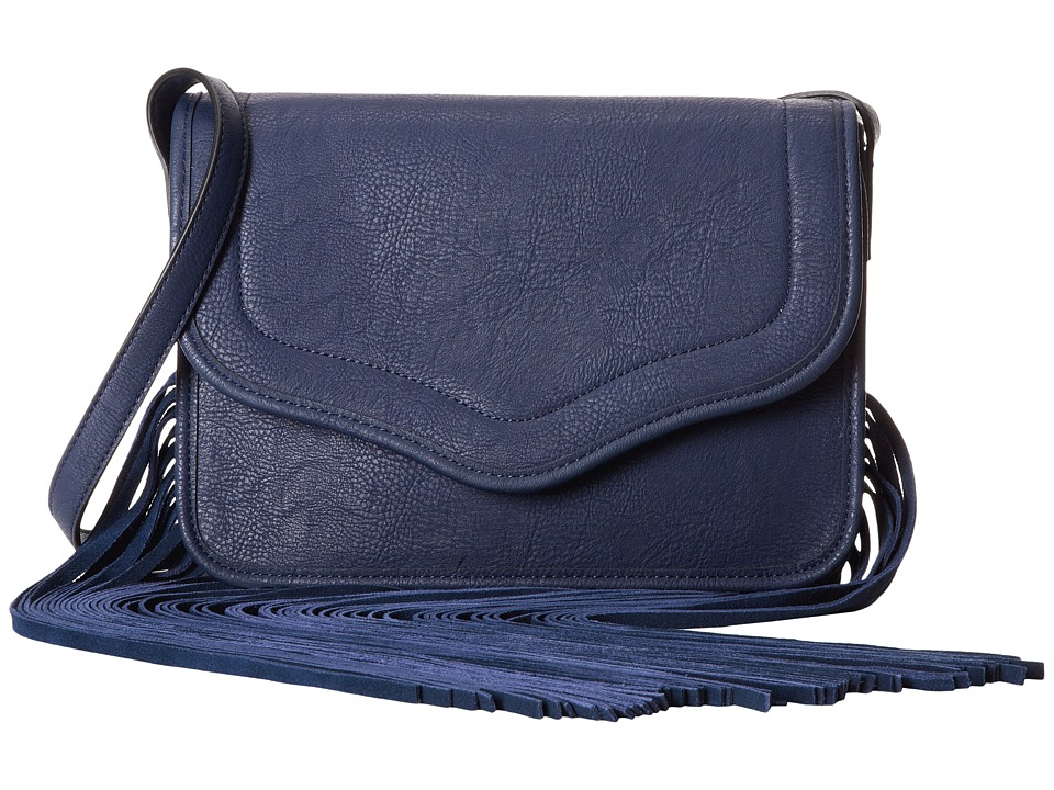 BCBGeneration - The Lana Shoulder Bag (Eclipse Blue) Shoulder Handbags