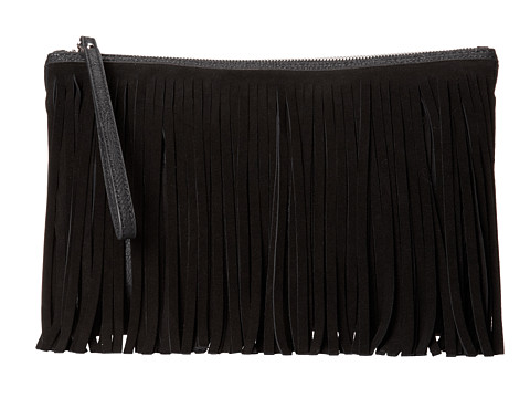 BCBGeneration - The Lana Wristlet (Black) Wristlet Handbags
