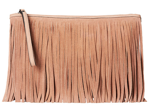 BCBGeneration - The Lana Wristlet (Blush) Wristlet Handbags