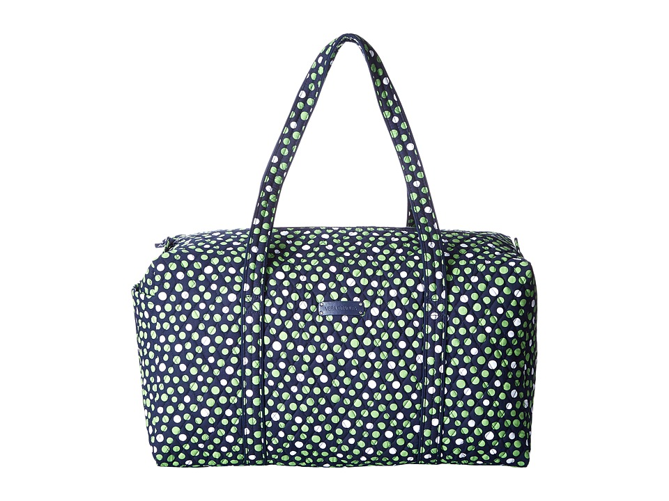Vera Bradley - Large Duffel (Lucky Dots) Duffel Bags