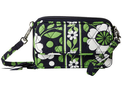 Vera Bradley - All In One Crossbody (Lucky You) Cross Body Handbags