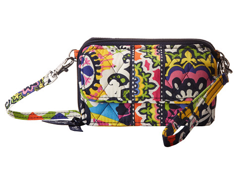 Vera Bradley - All In One Crossbody (Rio) Cross Body Handbags