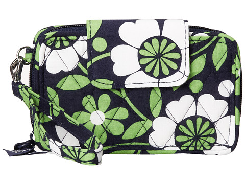 Vera Bradley - Smartphone Wristlet 2.0 (Lucky You) Wristlet Handbags