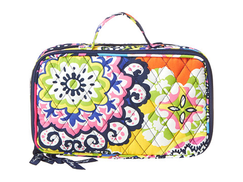 Vera Bradley Luggage - Blush Brush Makeup Case (Rio) Cosmetic Case