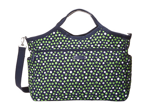 Vera Bradley Luggage - Carryall Travel Bag (Lucky Dots) Luggage