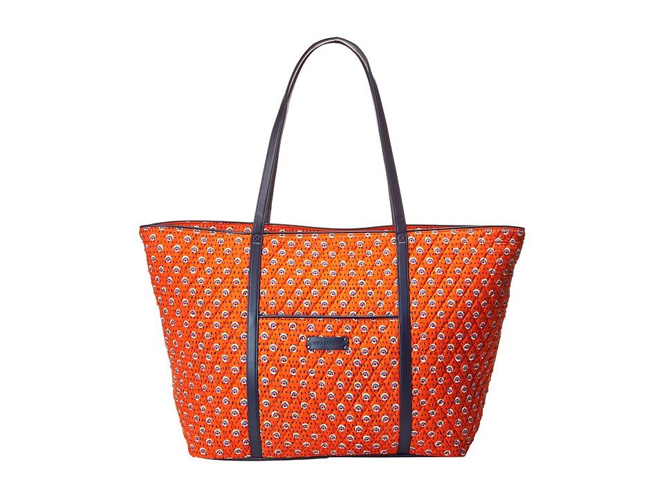 Vera Bradley Luggage - Trimmed Vera Traveler (Rio Rosie) Luggage