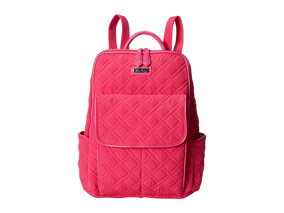 Vera Bradley - Ultimate Backpack (Fuchsia) Backpack Bags