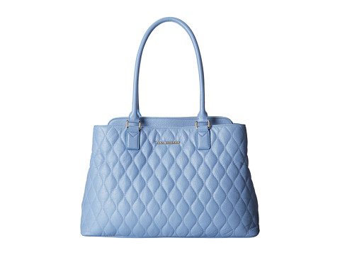 Vera Bradley - Quilted Emma Tote (Chambray 2) Tote Handbags