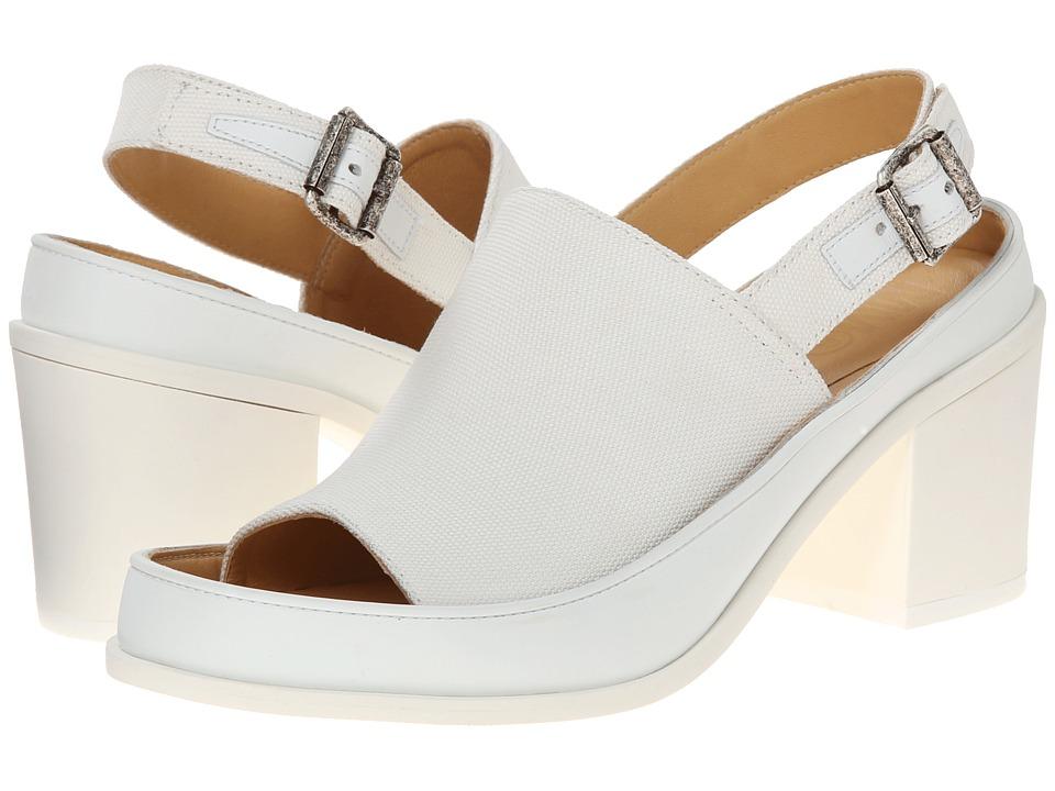 MM6 Maison Margiela - S40WP0057S43799 (White/White) Women
