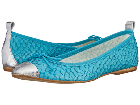 Patricia Green - Paris (Aqua) Women's Slip on Shoes