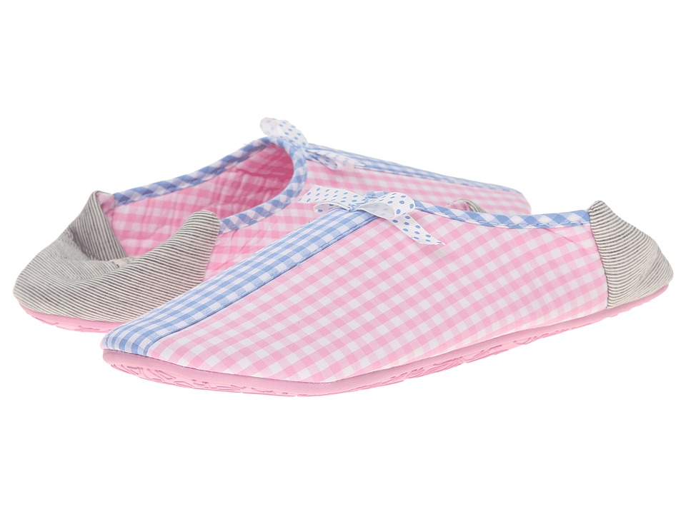 Bedroom Athletics - Maria (Soft Pink/Baby Blue) Women's Slippers