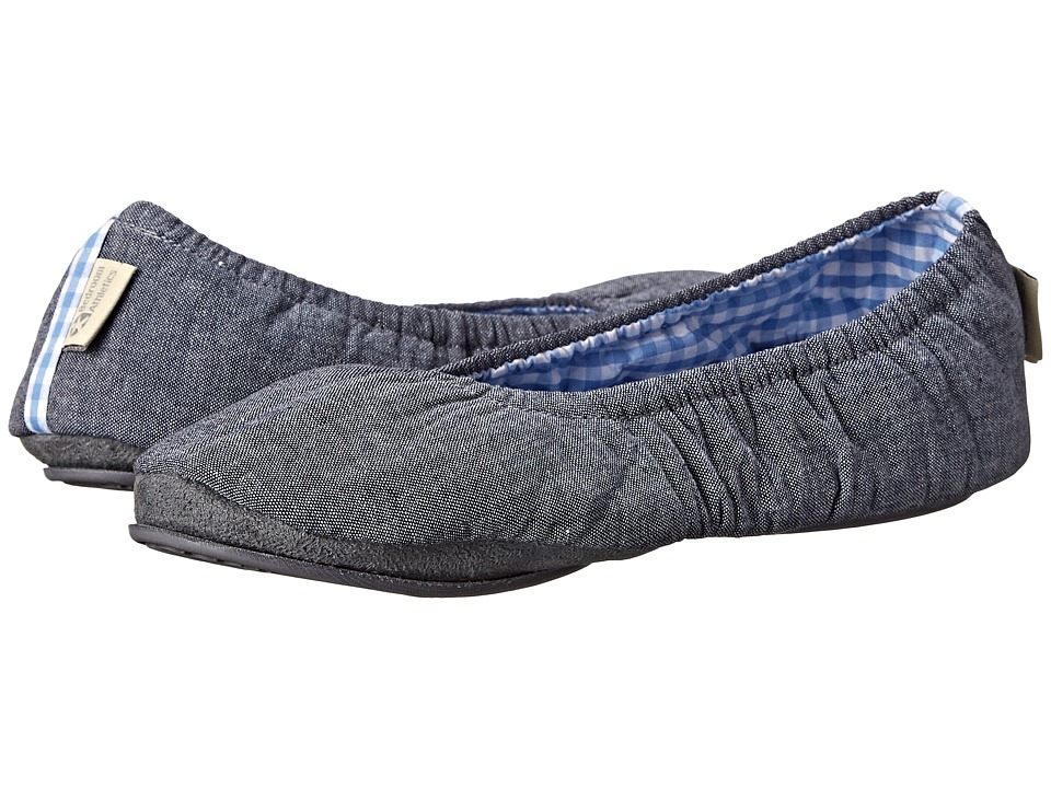 Bedroom Athletics - Monica (Dark Chambray/Baby Blue) Women's Slippers