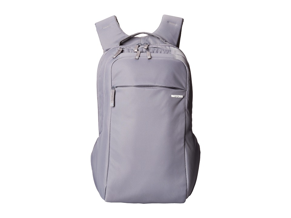 Incase - Icon Slim Pack (Gray) Backpack Bags