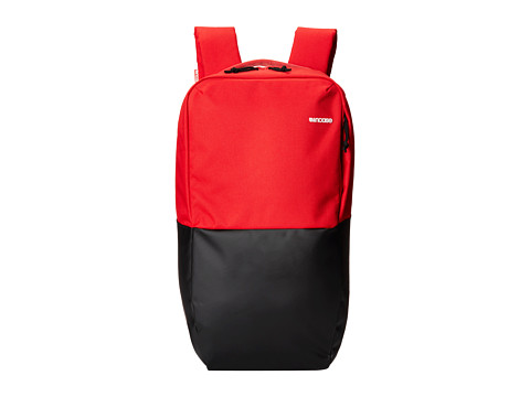 Incase - Staple Backpack (Red/Black) Backpack Bags