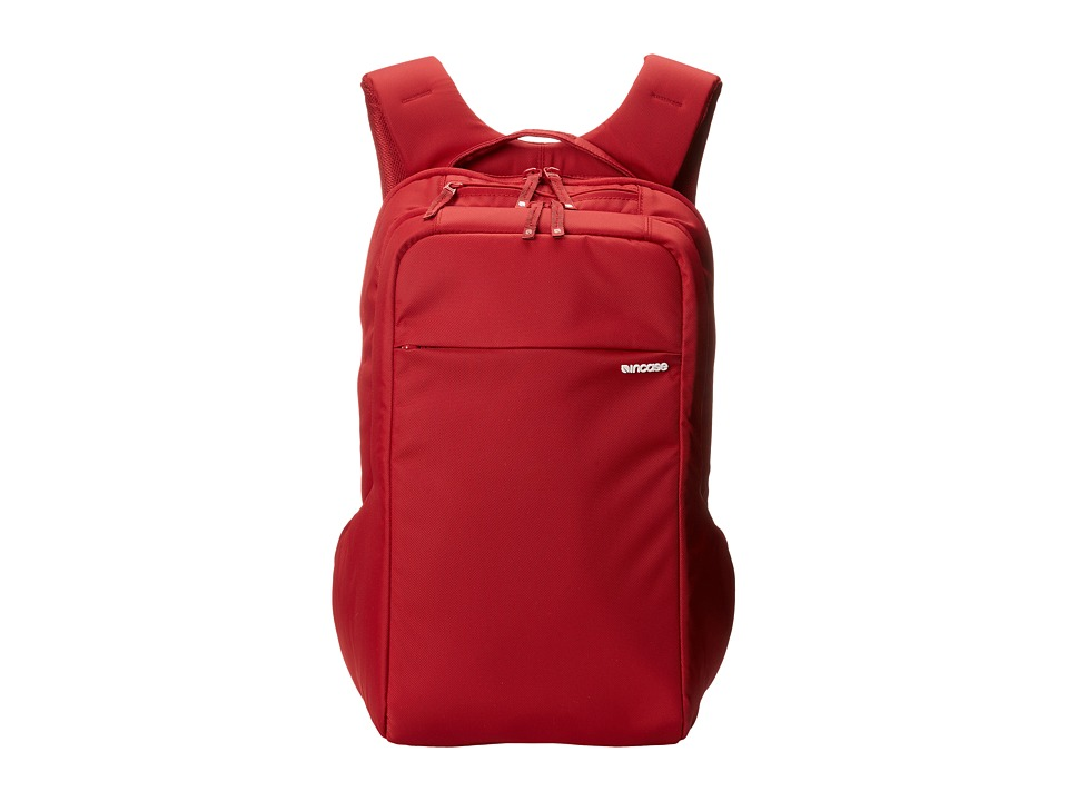 Incase - Icon Slim Pack (Red) Backpack Bags
