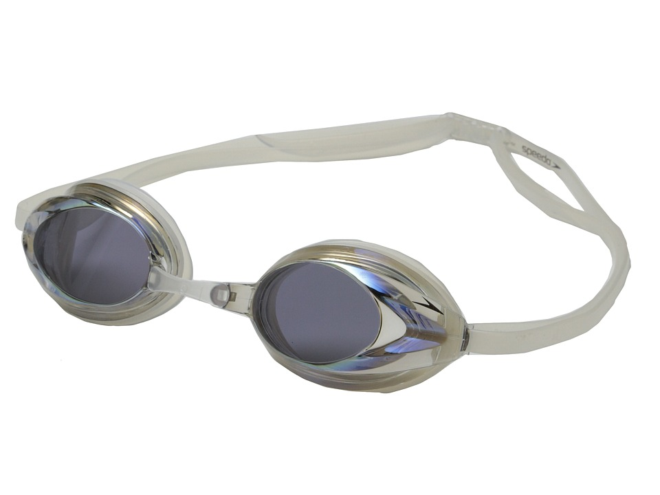 Speedo - Vanquisher Mirrored (Clear) Water Goggles