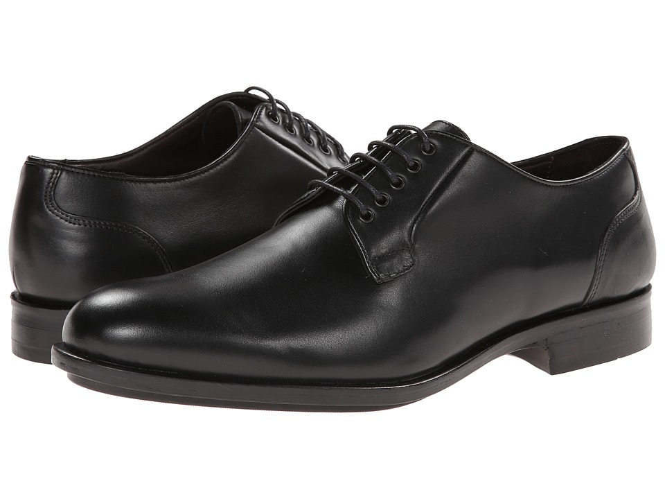 Testoni BASIC - D45819NLM (Nero Peru Calf) Men's Shoes