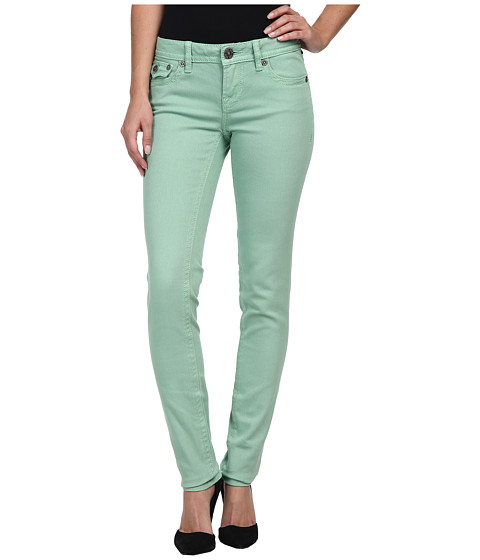 Mek Denim - Merritt Skinny Jean in Green (Green) Women