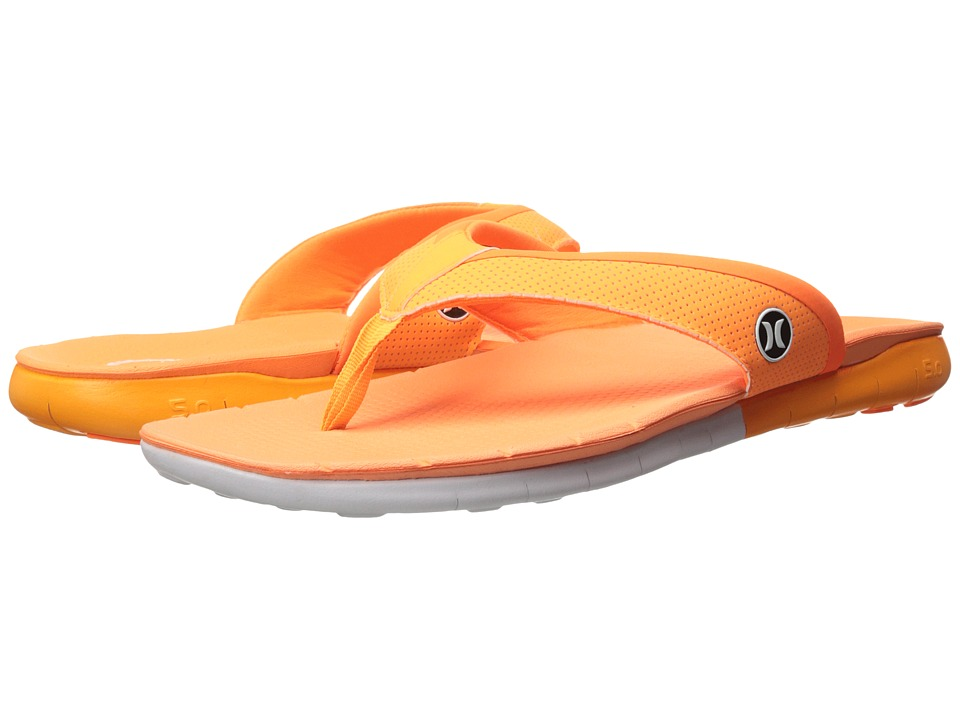 Hurley - Phantom Free Sandal (Bright Citrus A) Men's Sandals
