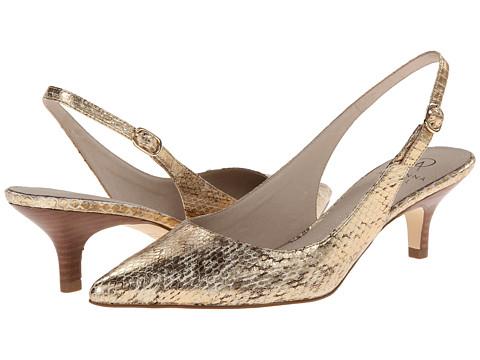 Adrianna Papell - Luna (Gold Tibet Snake) High Heels