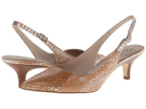 Adrianna Papell - Luna (Nude Tibet Snake) High Heels