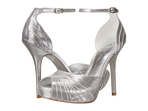 Adrianna Papell - Rebecca (Silver Sterling Metallic) High Heels