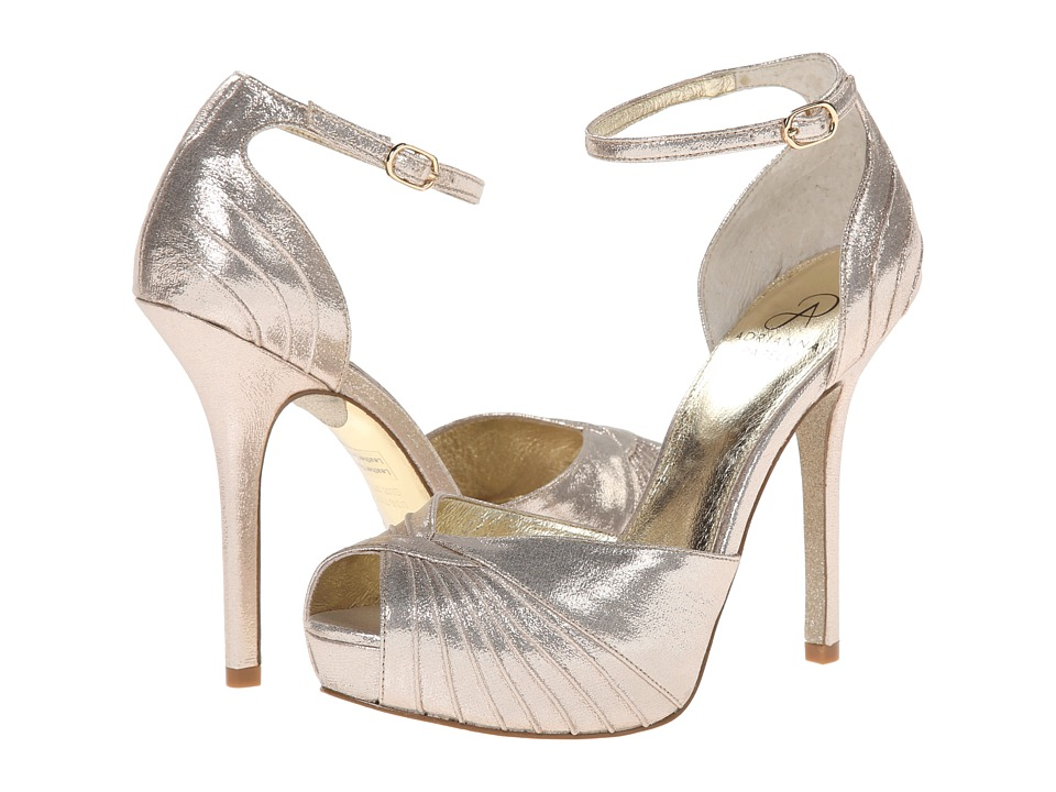 Adrianna Papell - Rebecca (Gold Sterling Metallic) High Heels