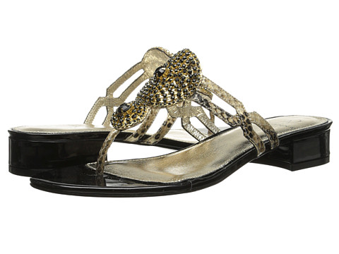 Adrianna Papell - Darlene (Gold) Women's Dress Sandals
