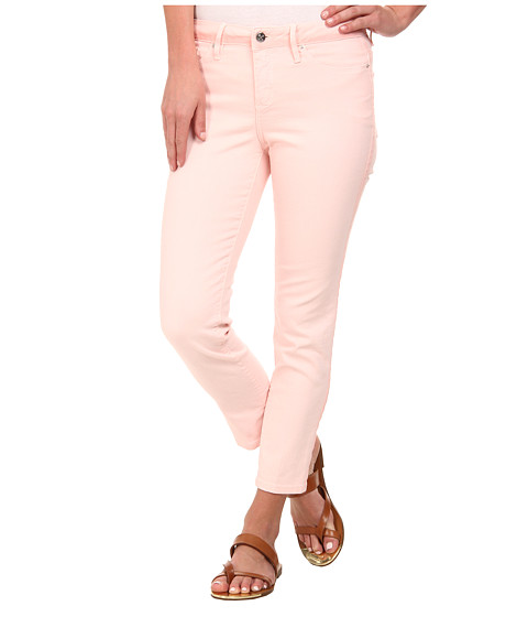 Christopher Blue - Zoe Ankle Color Wash Denim in Pink Pearl (Pink Pearl) Women's Jeans
