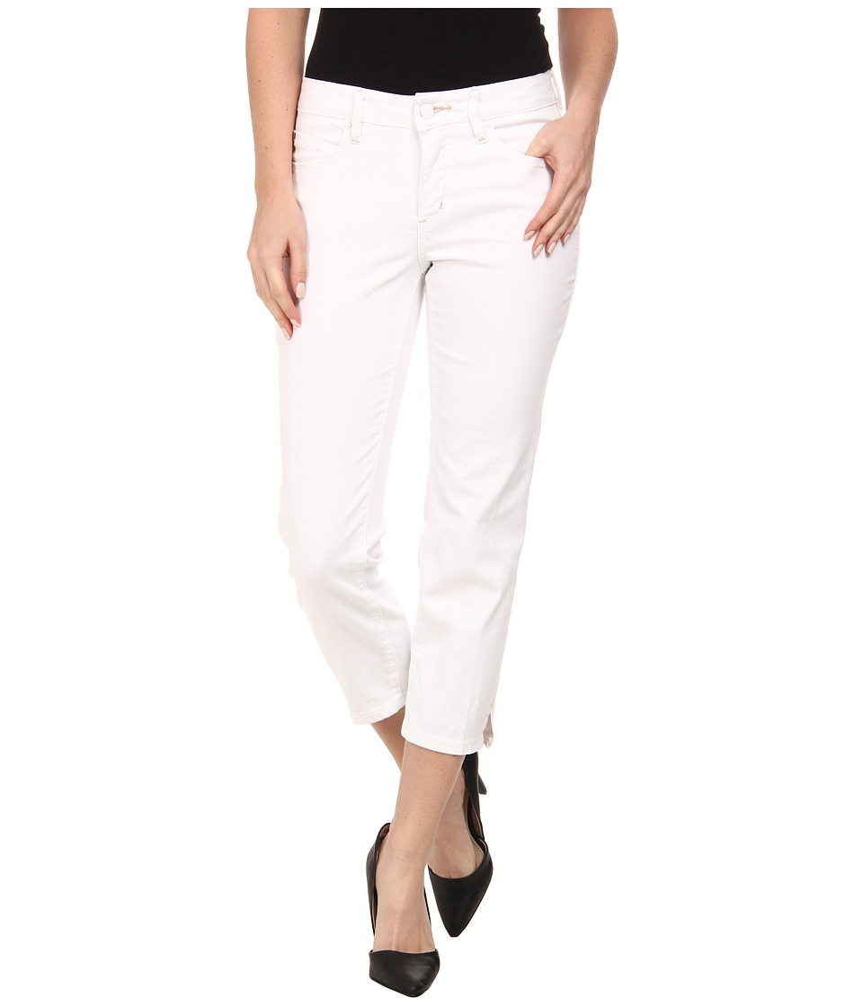 Christopher Blue - Jane Crop in White (White) Women's Jeans