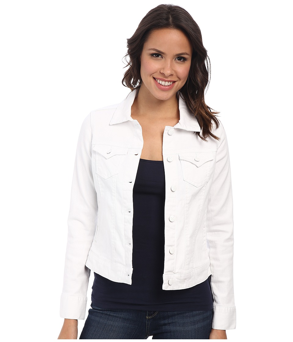 Christopher Blue - Anyushka Jacket (White) Women's Coat