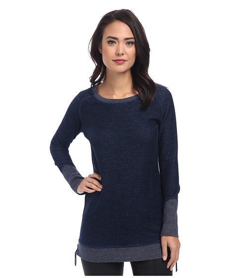 Christopher Blue - Ashley Top (Blue Jean) Women's Long Sleeve Pullover