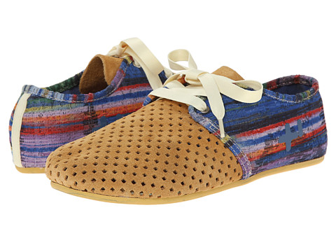 OTZ - Jazz Batik (Mustard/Batik) Women's Shoes