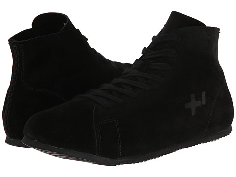 OTZ - Pilgrim High-Top (Black/Black) Men's Shoes