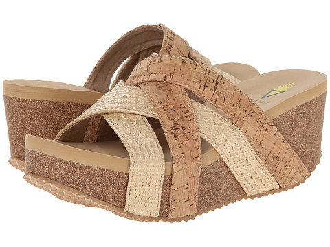 VOLATILE - Daylight (Natural) Women's Wedge Shoes