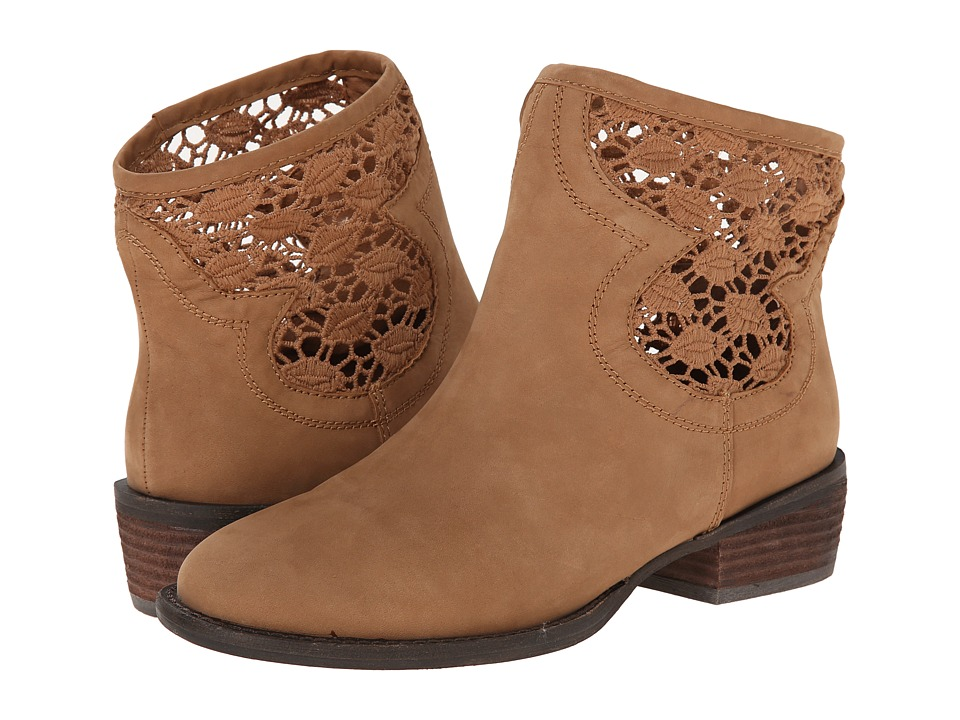VOLATILE - Stevie (Tan) Women's Boots