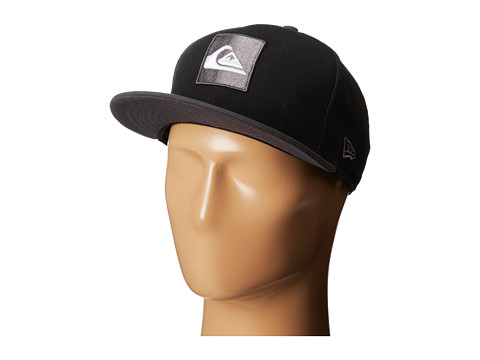 Quiksilver - Make New Era Hat (Black) Caps