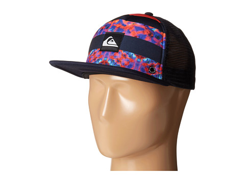 Quiksilver - Boardies Trucker Hat (Navy Blazer) Caps