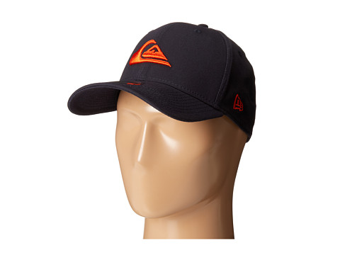 Quiksilver - Mountain and Wave Stretch Fit Hat (Navy Blazer) Caps