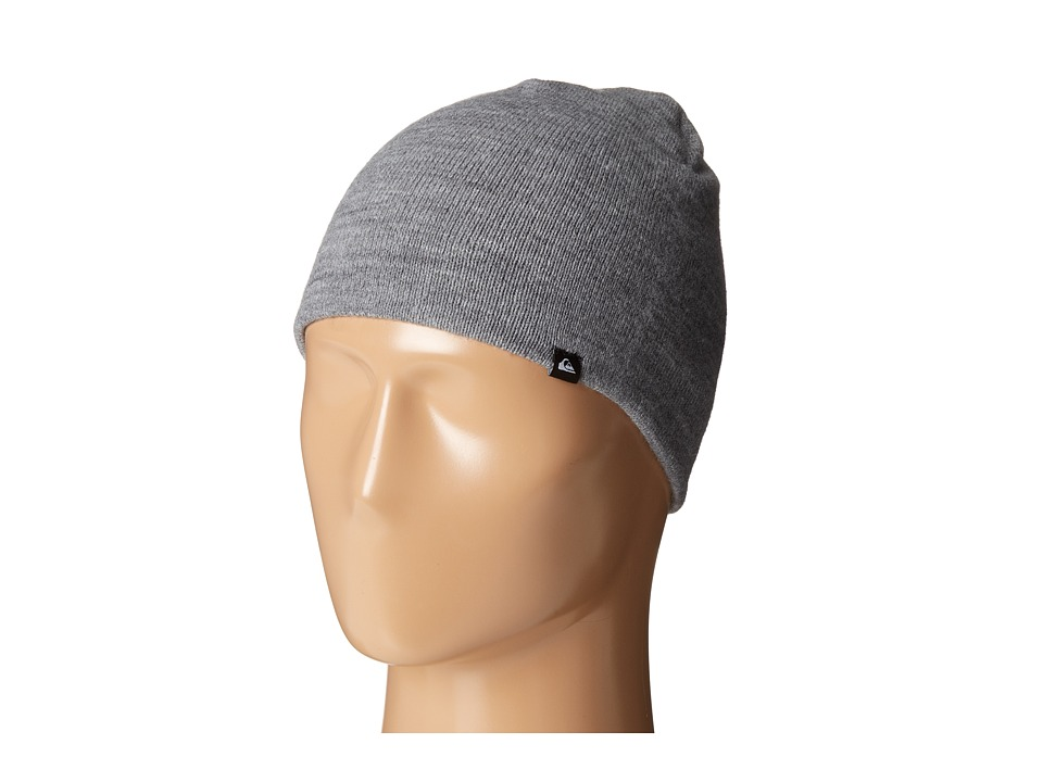 Quiksilver - Everyday Beanie (Charcoal Heather) Beanies